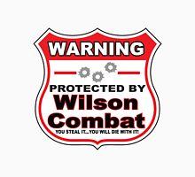 Wilson Combat Protected by Wilson Combat Unisex T-Shirt