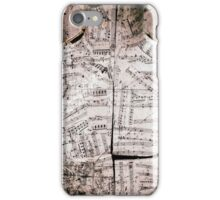 Homemade Music  iPhone Case/Skin