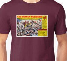 Roman Soldiers Comic Book Ad Unisex T-Shirt