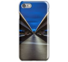Commonwealth Ave Twin Bridges - Canberra iPhone Case/Skin