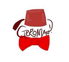 Geronimo! by sparedhearts