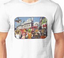Picadilly Bigheads (London) Unisex T-Shirt