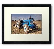 Roadless Tractor  Framed Print