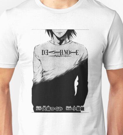 L cover Unisex T-Shirt