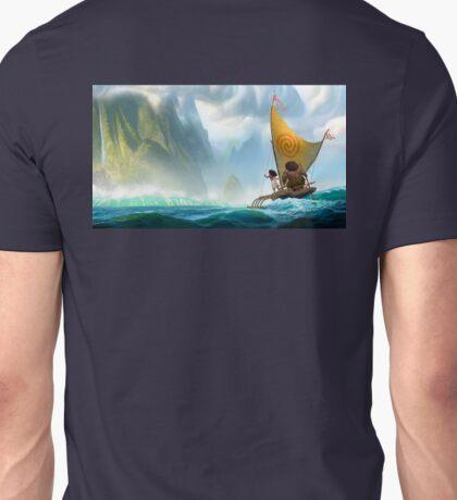 Moana & Maui Ver.2 Unisex T-Shirt