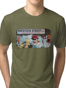 London Homeage Tri-blend T-Shirt