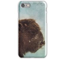 Wood Buffalo iPhone Case/Skin
