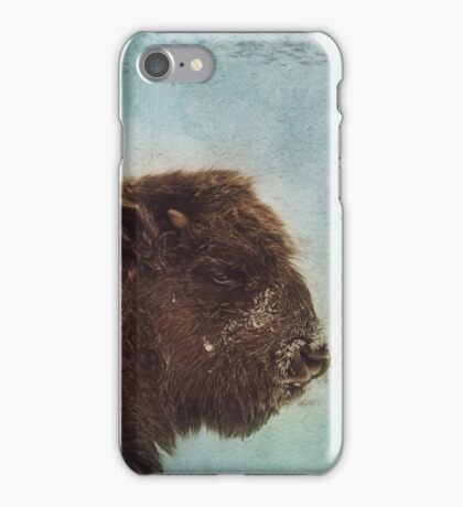 Wood Buffalo iPhone Case/Skin