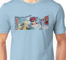 London Homage Splat! Unisex T-Shirt