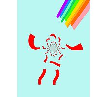 Chasing Rainbows Photographic Print