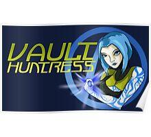 Vault Huntress Maya Poster