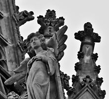 Angel On High by DneldonKbrians