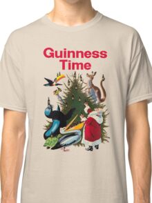 Guinness Time Christmas Classic T-Shirt