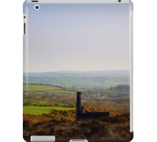 Misty Dartmoor iPad Case/Skin