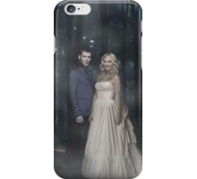 Klaroline ~ Klaus and Caroline iPhone Case/Skin