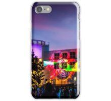Enlighten Festival - Canberra iPhone Case/Skin