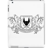 The Bundycoot - Coat of arms iPad Case/Skin