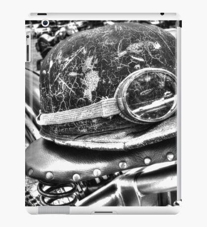 Helmet & goggles. iPad Case/Skin