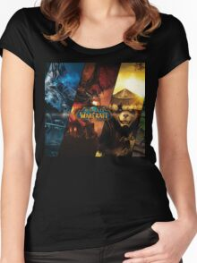 World of Warcraft Women's Fitted Scoop T-Shirt
