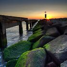 The breakwater by collaspics