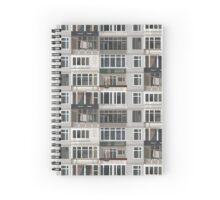 Post-Soviet urban aesthetic Spiral Notebook