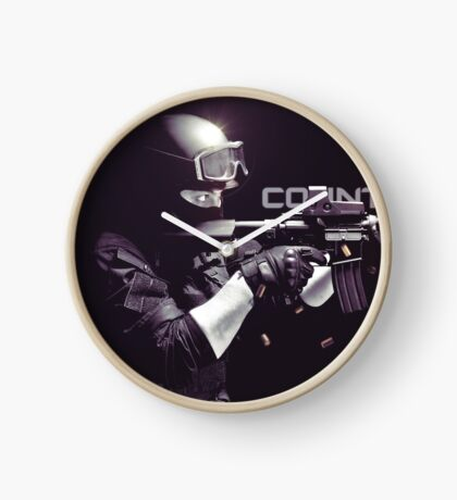 Counter Strike Global Offensive Clock