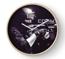 Counter Strike Global Offensive Clock
