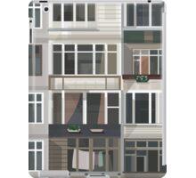 Urban aesthetic of russian high-rise buildings iPad Case/Skin