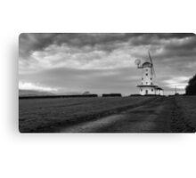 Llancayo windmill Canvas Print