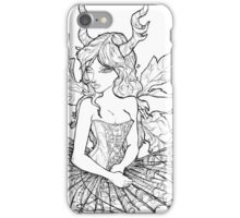 Das Faerie Gotik iPhone Case/Skin
