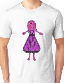Doodle dogd DEBBIE ready for dancing Unisex T-Shirt