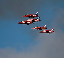 Red arrows 5 Ship by Colin  Baker
