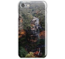 Blue Mountains: Wentworth Falls iPhone Case/Skin