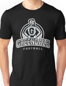 Greendale - Football Unisex T-Shirt