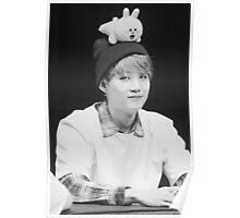 BTS Yoongi Poster