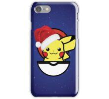 Festive Pikachu Phone Case iPhone Case/Skin