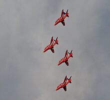Red Arrows by Colin  Baker