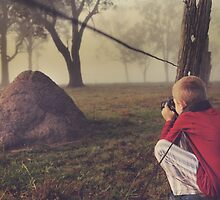 Getting the shot by Jenny Norris
