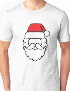 Santa Claus Red Hat Unisex T-Shirt