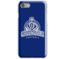 Greendale - Football iPhone Case/Skin