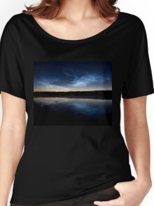 Noctilucent clouds Women's Relaxed Fit T-Shirt