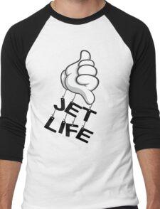 Mickey Hands - Jet Life I Men's Baseball ¾ T-Shirt