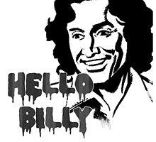 Hello Billy [grey-ish] by Charleysthings
