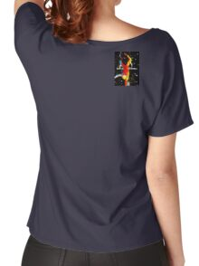 The Acrobat Women's Relaxed Fit T-Shirt