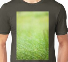 Wet grass Unisex T-Shirt