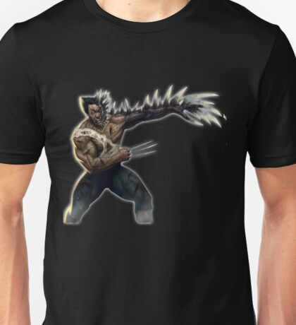 Wolverine Monster Unisex T-Shirt