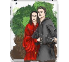 Princess Bride FitzSimmons iPad Case/Skin