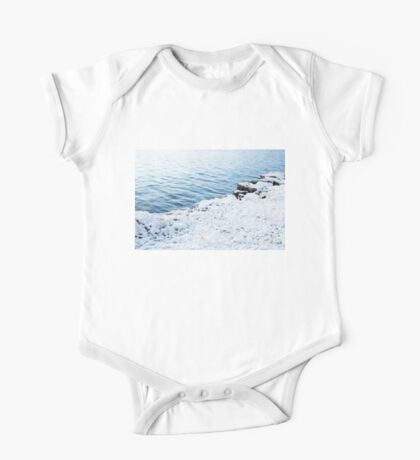 Snow and water One Piece - Short Sleeve