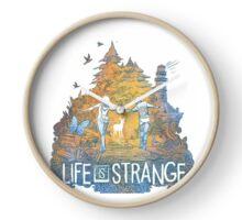 life is strange  Clock