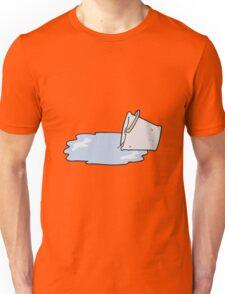 cartoon spilled bucket Unisex T-Shirt